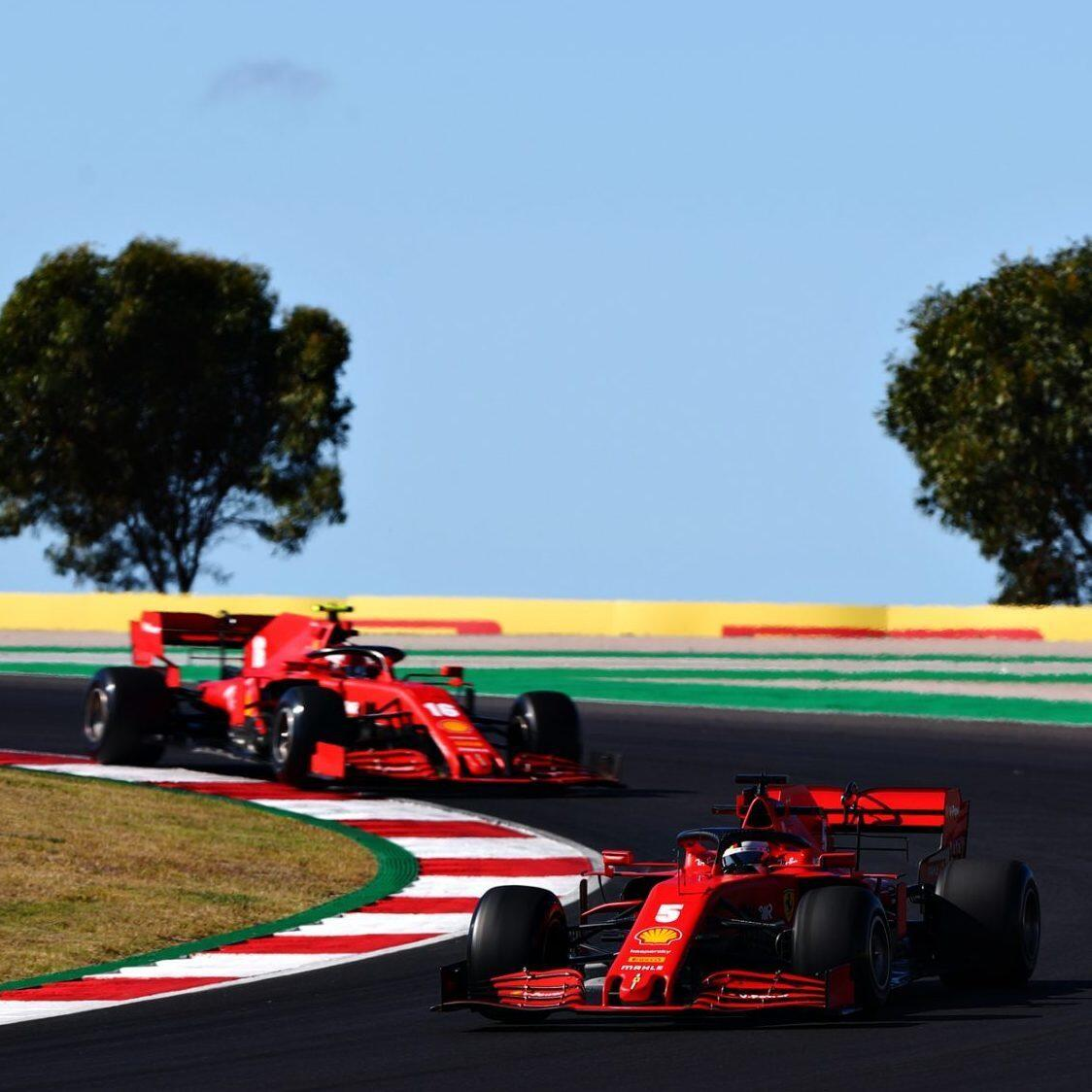53: Upgraded Ferrari To Fight For P3 At Portimão? thumbnail