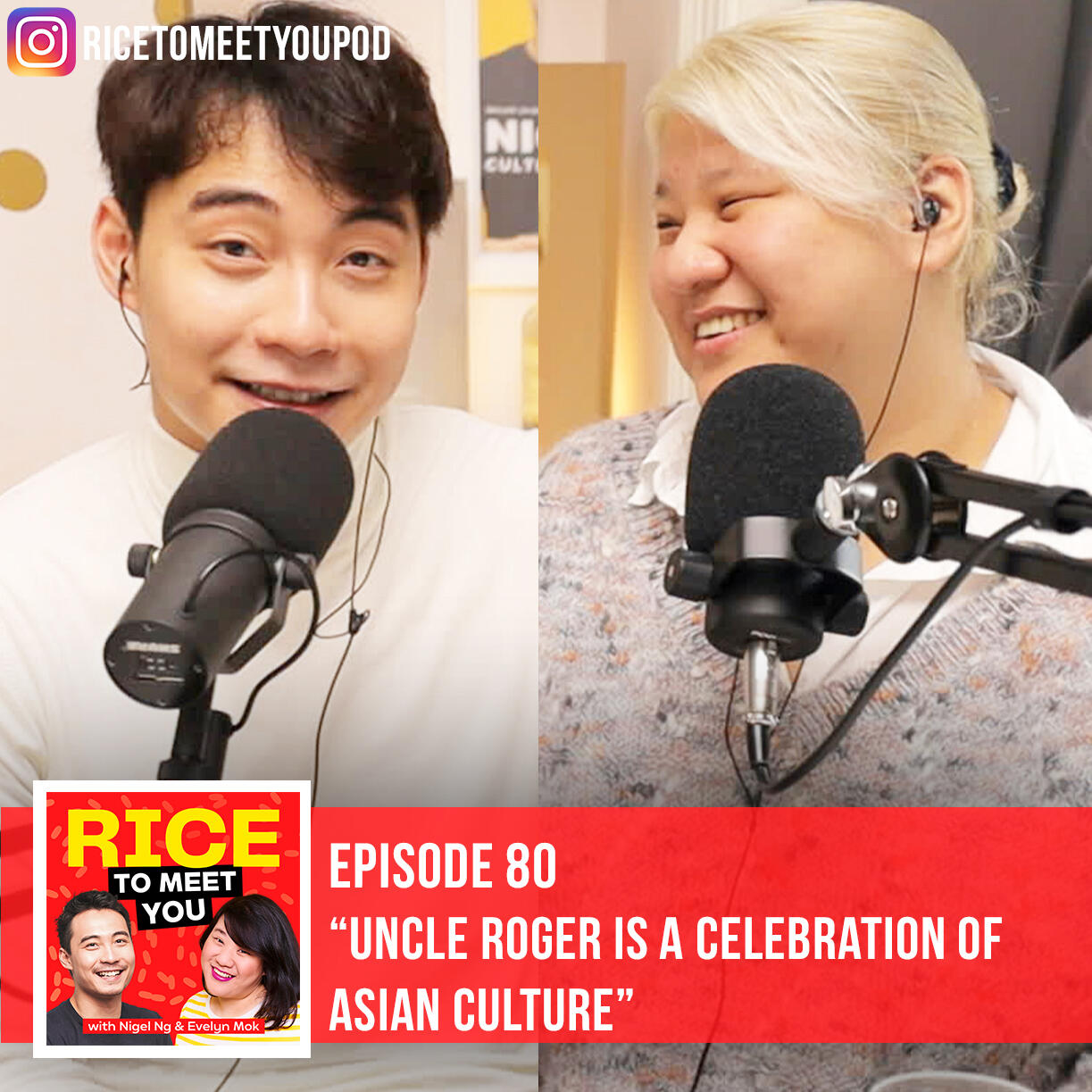 80: Uncle Roger is a Celebration of Asian Culture