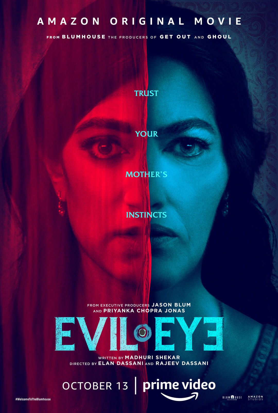 Ep 242: Evil Eye Interviews with writer Madhuri Shekar and directors Elan and Rajeev Dassani