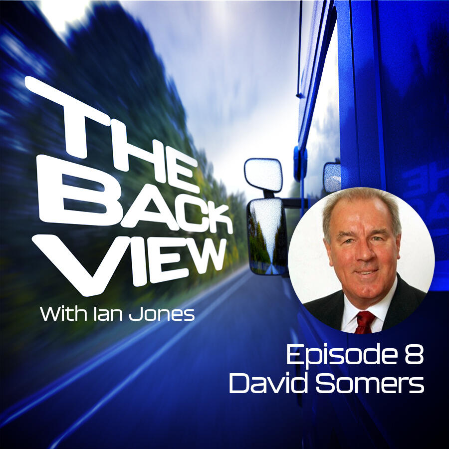 8: The Back View episode 8 - David Somers