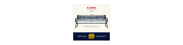 Benchwarmers: Conversations about Culture with Jack Swarbrick