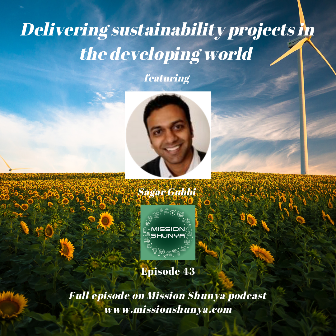 43: Delivering sustainability projects in the developing world ft. Ecoforge