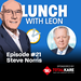 Lunch-with-Leon-episode-21---Steve-Norris-sq