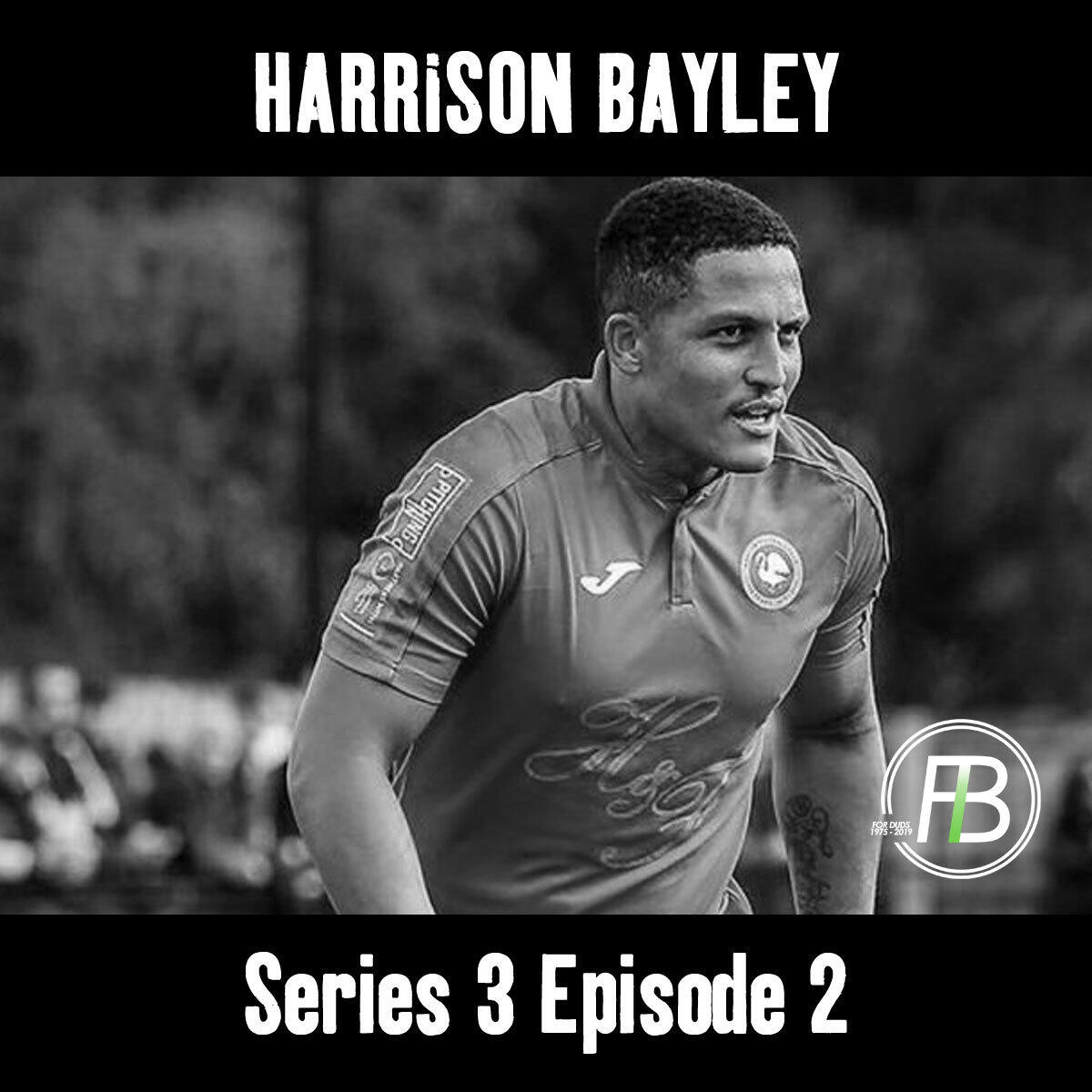 2: In conversation with.. Harrison Bayley
