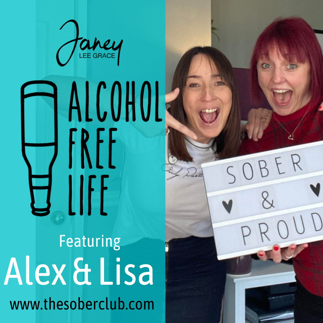 104: With Alex & Lisa on alcoholism in families