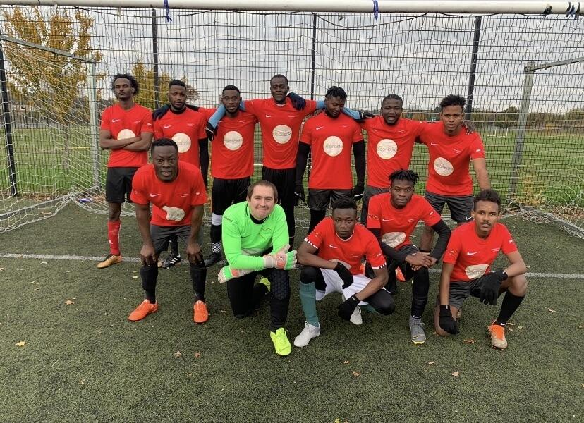 Changing Lives FC: The UK's first migrant football team