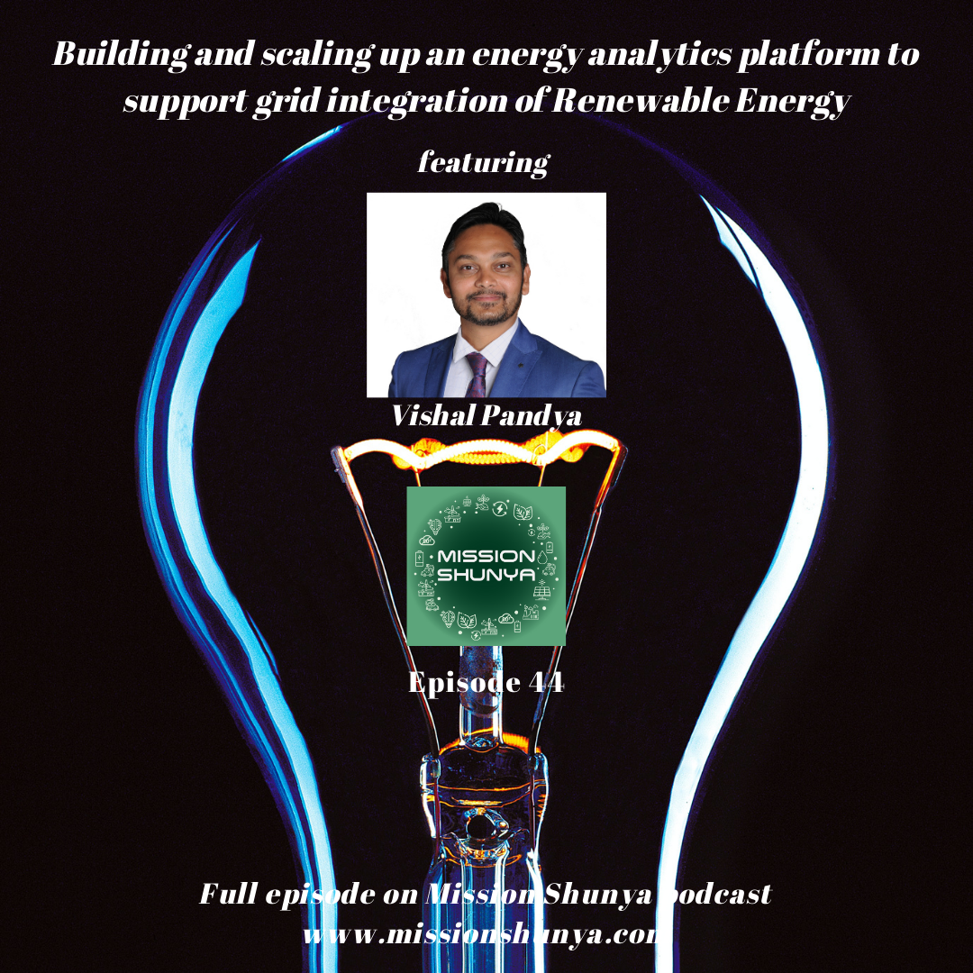 44: Building and scaling up an energy analytics platform to support grid integration of Renewable Energy ft. REConnect Energy