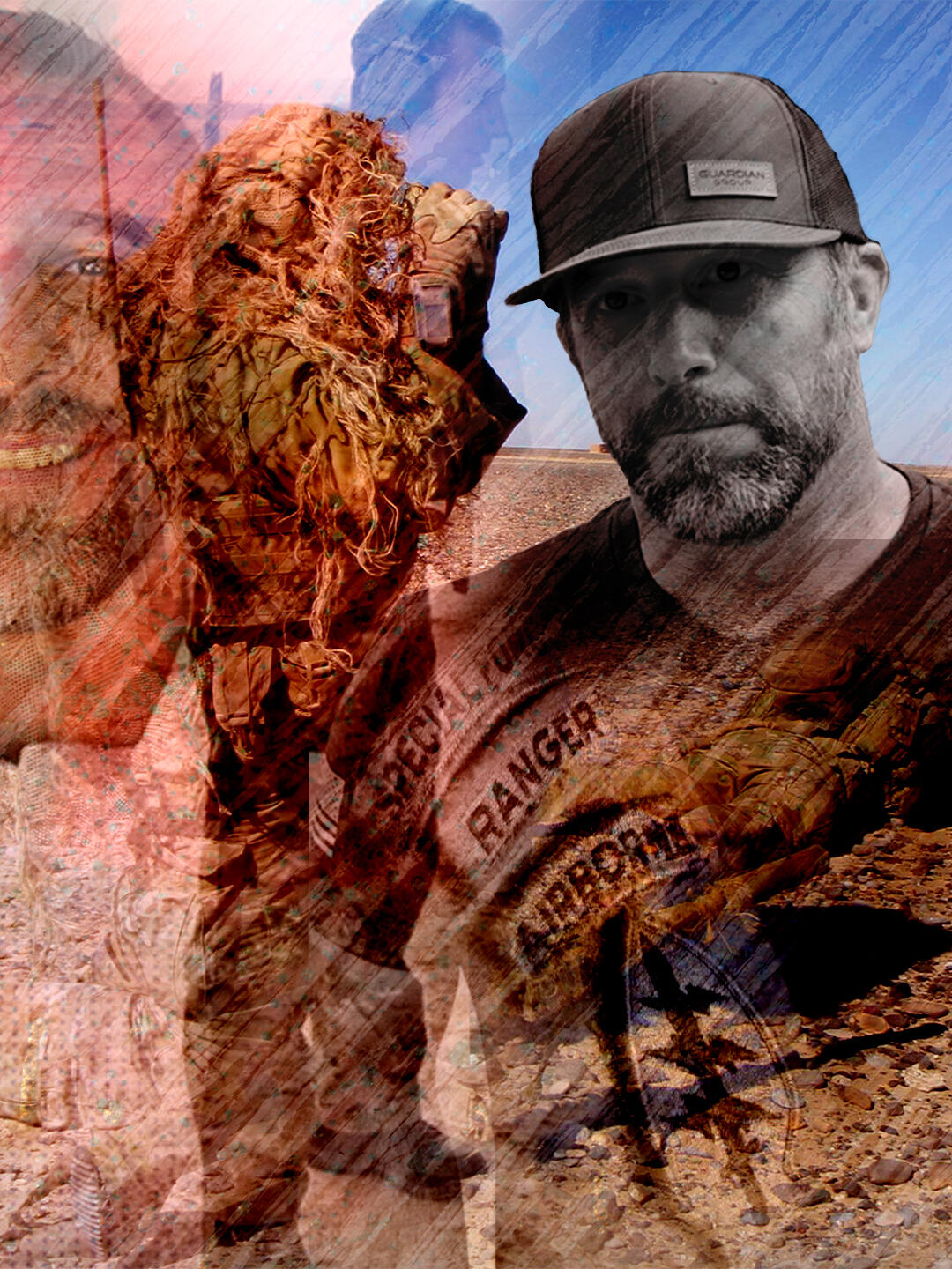 Jeff Tiegs: US Army Ranger & Delta Force, Counter Terrorism and Counter Insurgency Expert, COO of All Things Possible Ministries