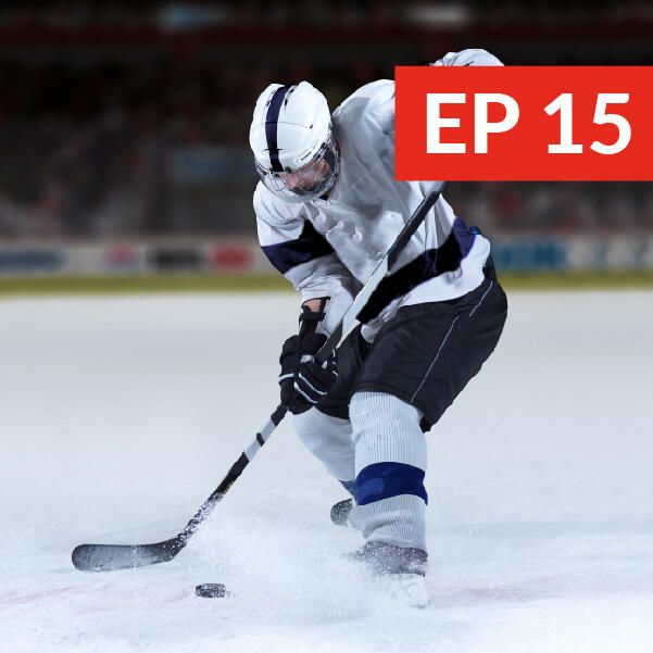 From Club Team to Big 10 Champions - with Cam Davidson, Penn State Ice Hockey – Ep. 15