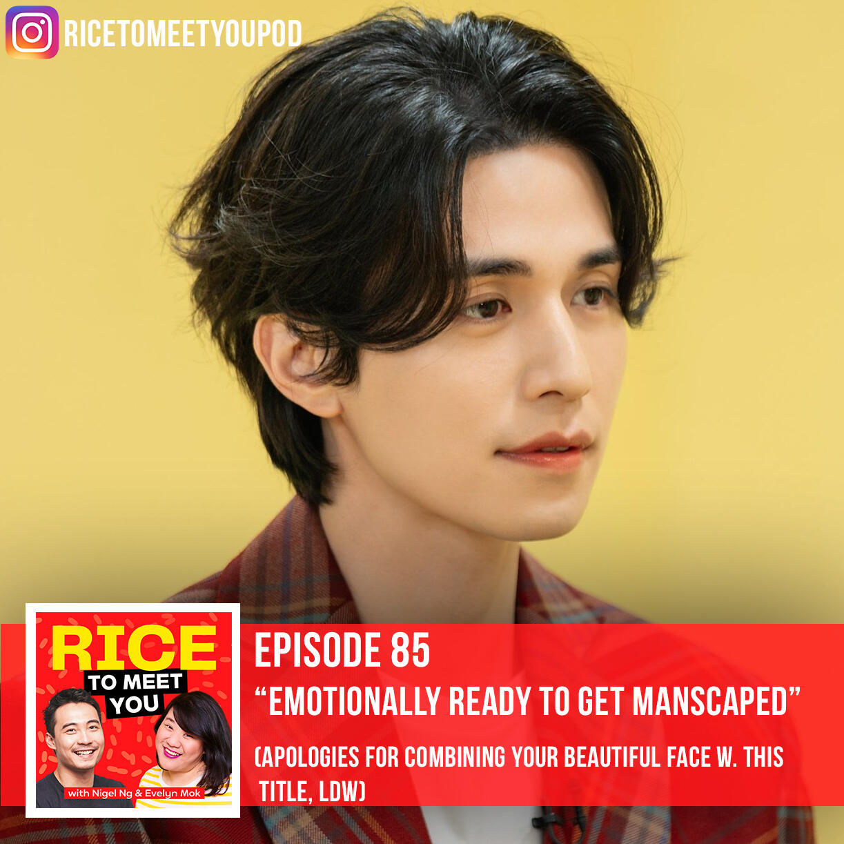 85: Emotionally Ready to Get Manscaped