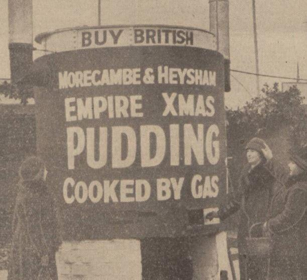 18: The Giant Christmas Pudding of Morecambe