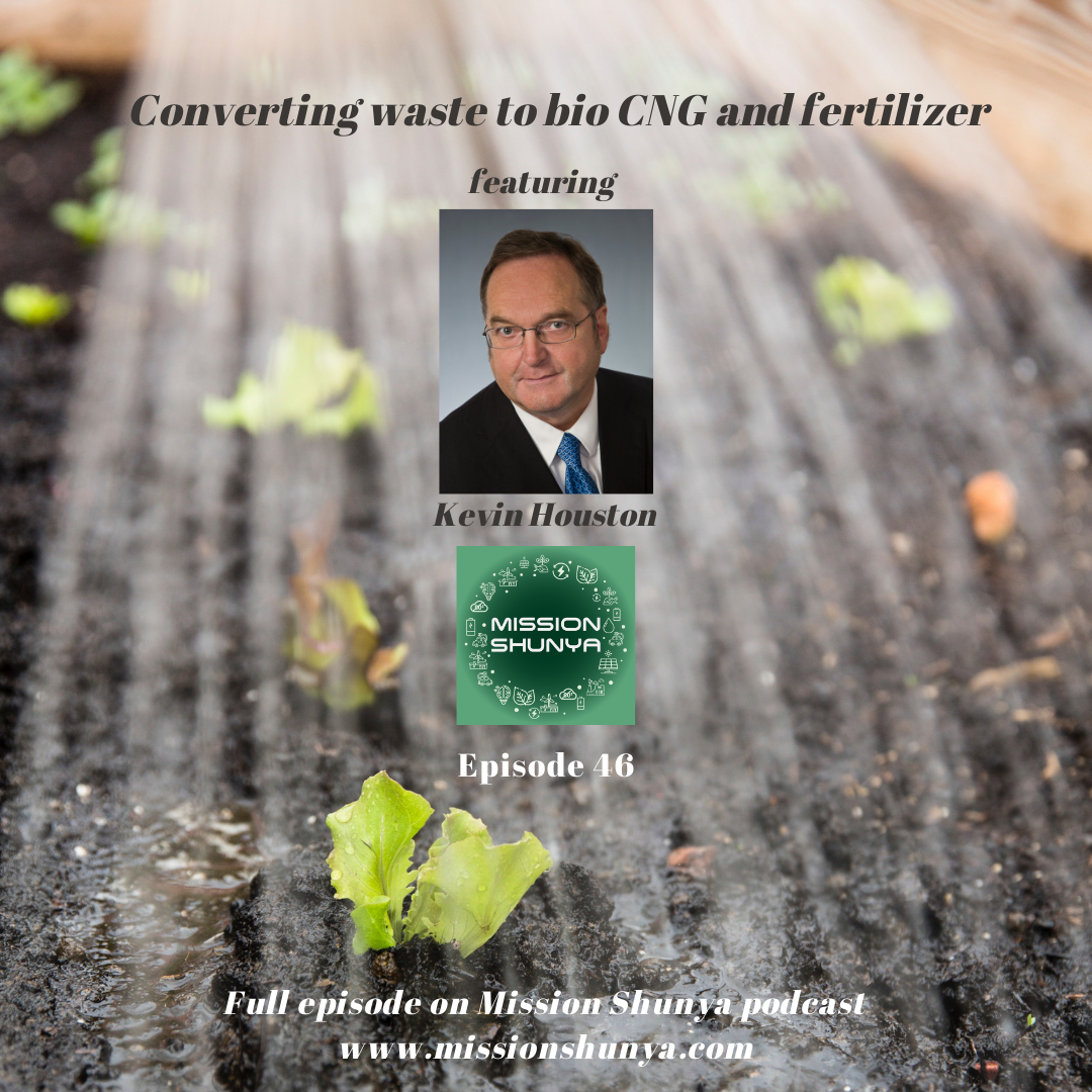 46: Converting waste to bio CNG and fertilizer ft. Carbon Masters
