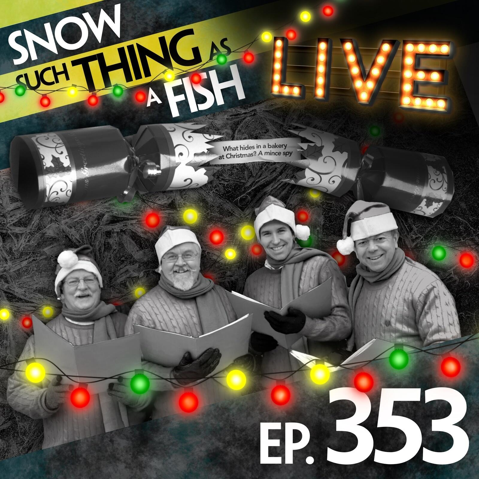353: No Such Thing As Hans Gruber's Silent Night