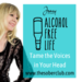 alcohol free life podcast janey on voices
