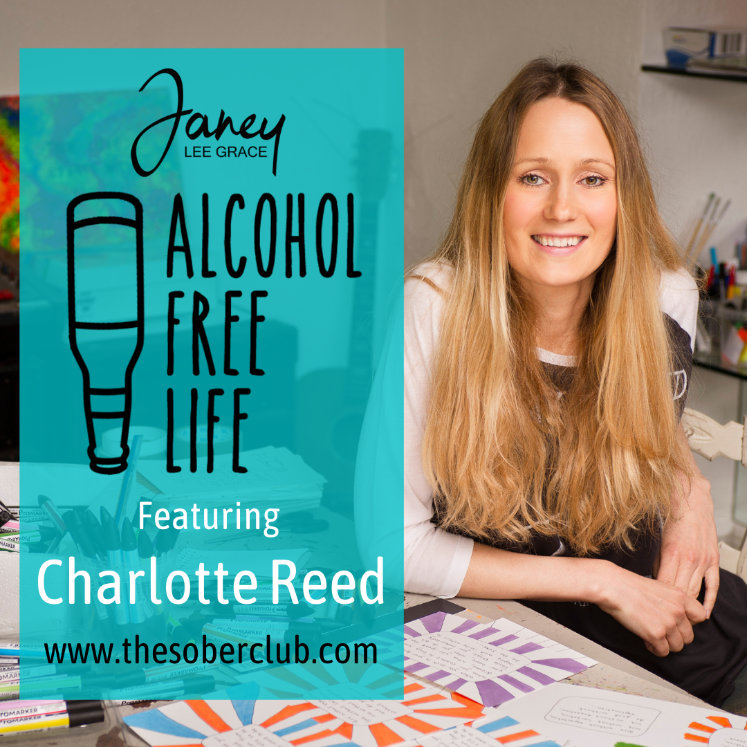 110: With Charlotte Reed on mental health & recovery