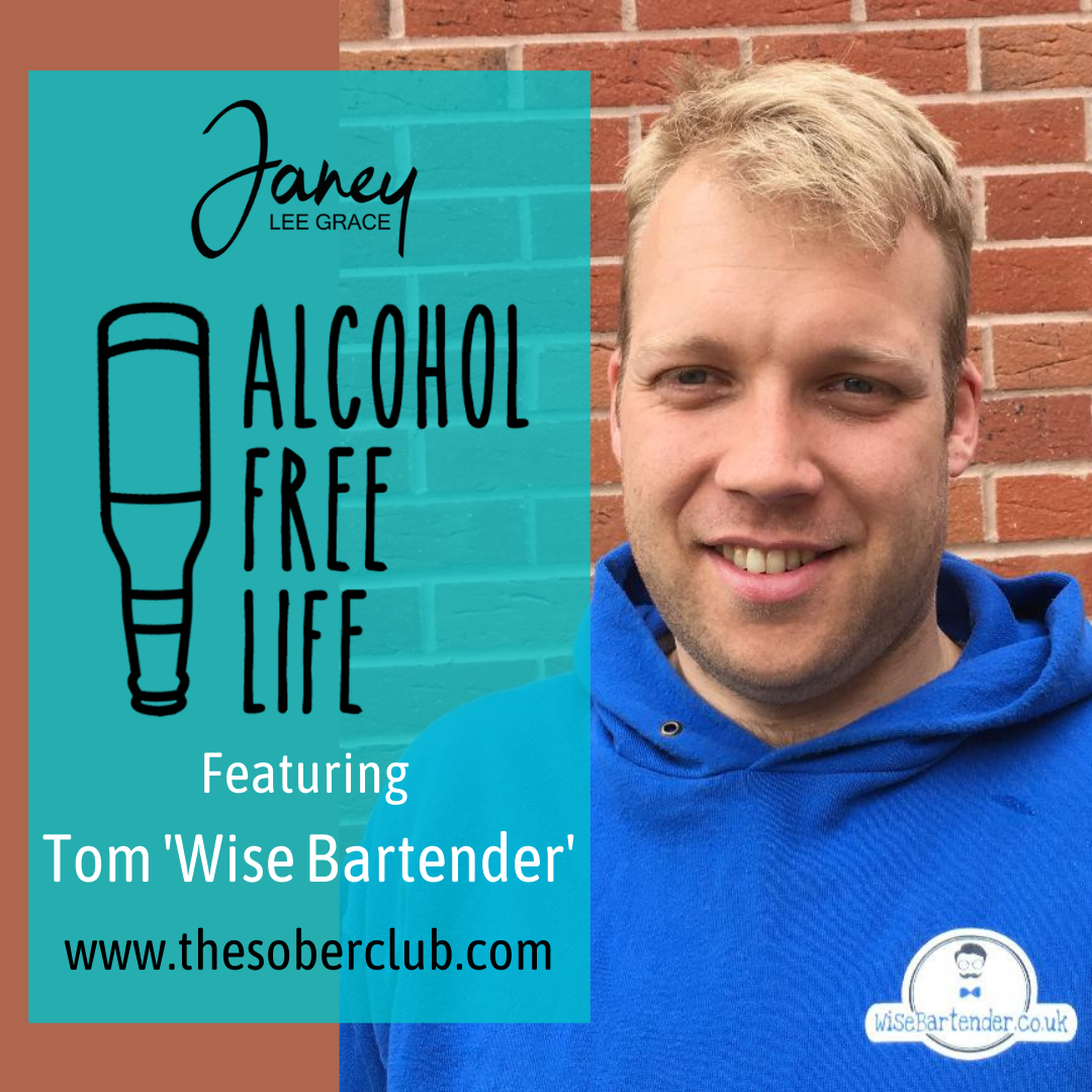 111: With Tom from Wise Bartender & tips for Dry January