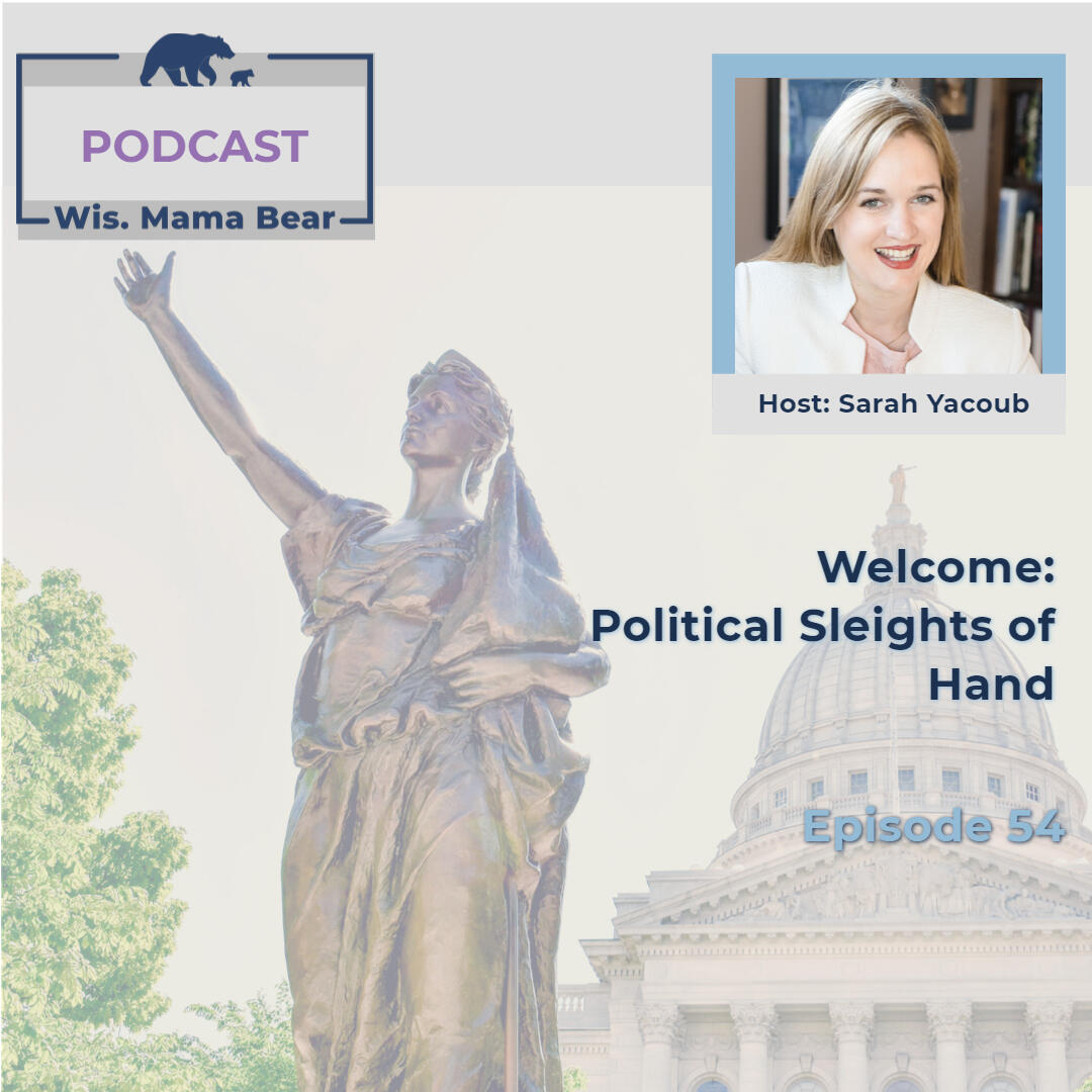 S1E54 Political Sleights of Hand