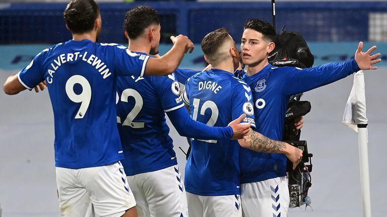 Everton 1-1 Leicester City with BBC Leicester's Owynn Palmer-Atkin