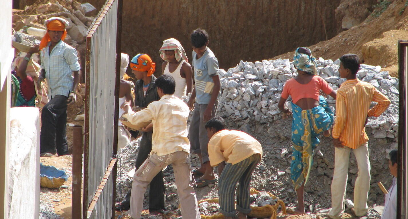 Unintended consequences: How workfare programmes may fuel school dropouts in India