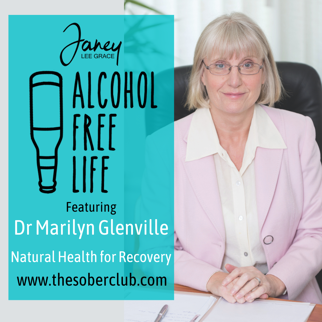 114: With Dr Marilyn Glenville on natural recovery