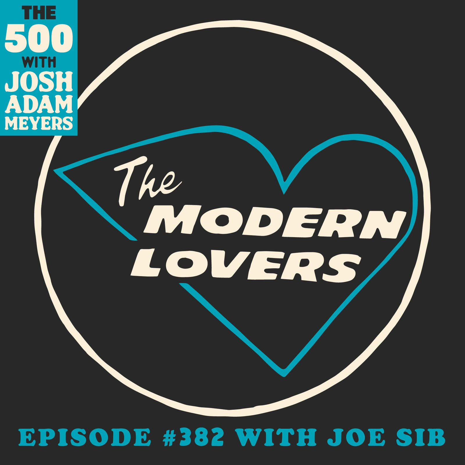 The Modern Lovers - The Modern Lovers - Joe Sib