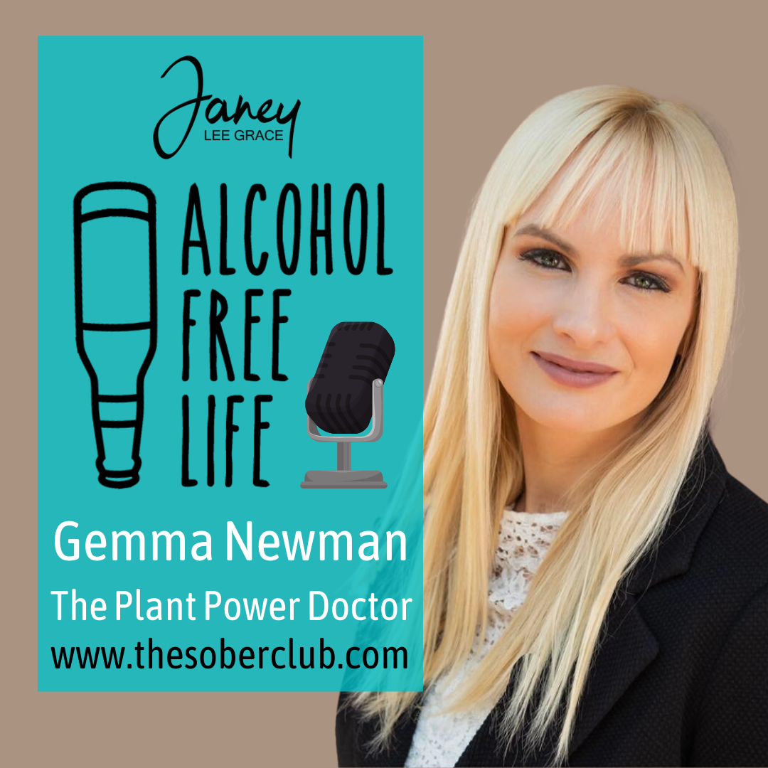 117: With Dr Gemma Newman & GIMBER drinks