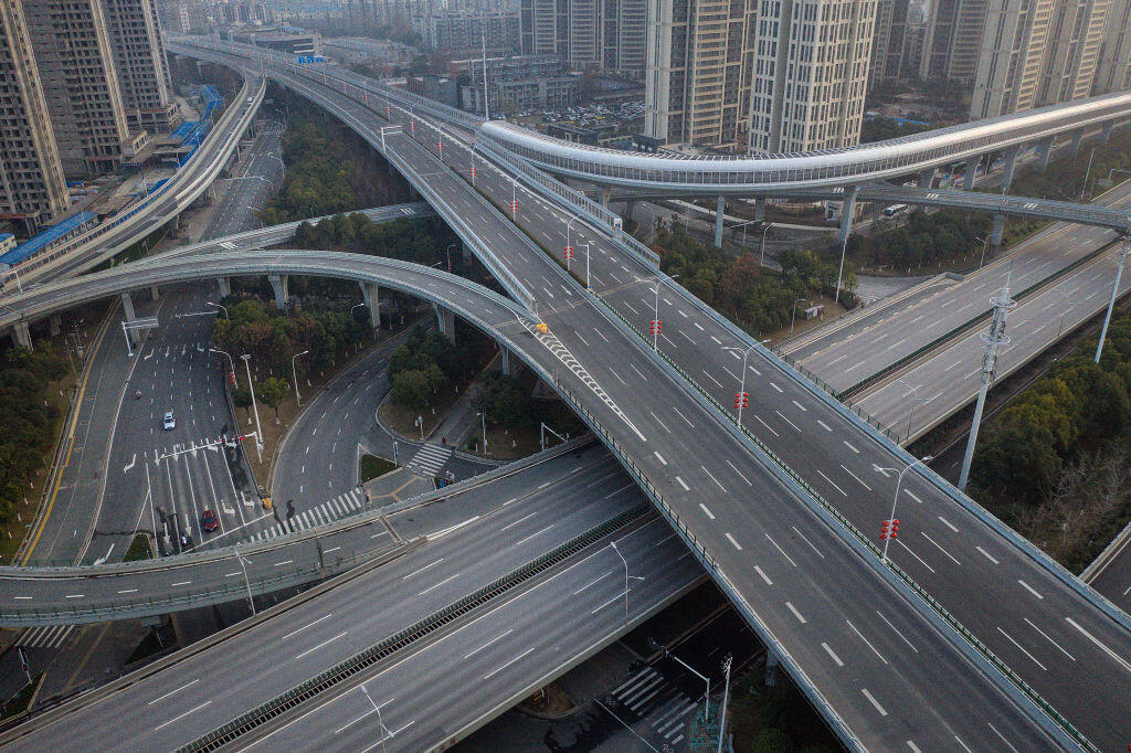 On infrastructure, is China 'eating America's lunch'?