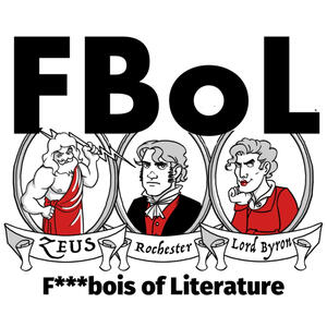 F***bois of Literature : A podcast about toxic people in books