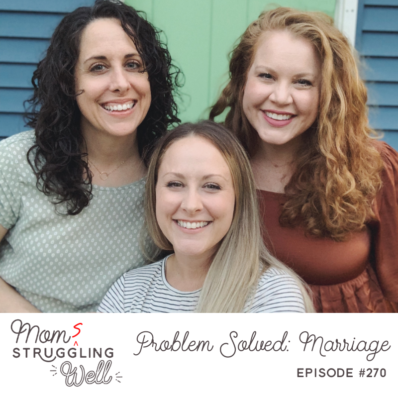 #270: Problem Solved: Marriage