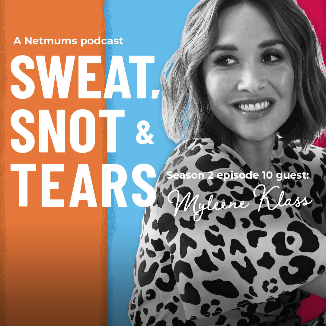 25: Myleene Klass talks parenting toddlers and teens at the same time