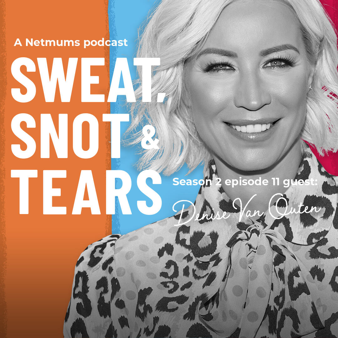 26: Denise Van Outen on having couples therapy BEFORE the wedding