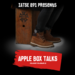 IATSE Local 891 Presents: Apple Box Talks