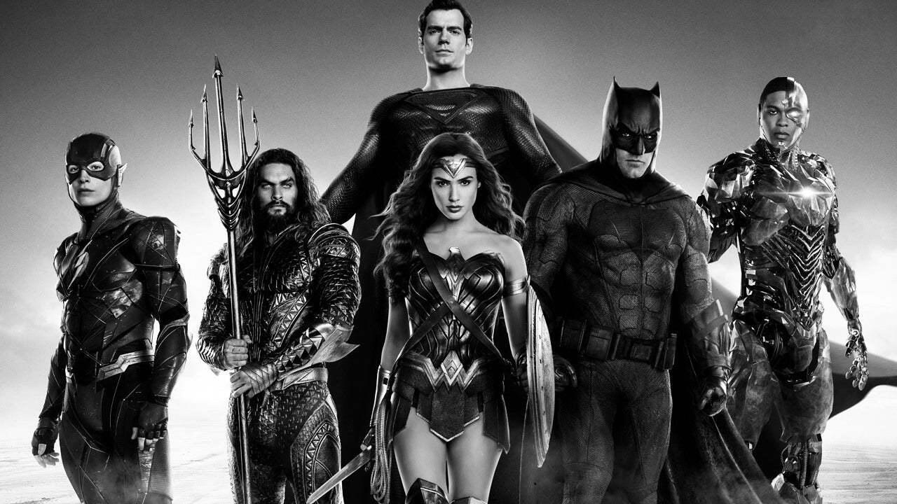 Ep. 611 - Zack Snyder's Justice League (GUEST: Dan Murrell)