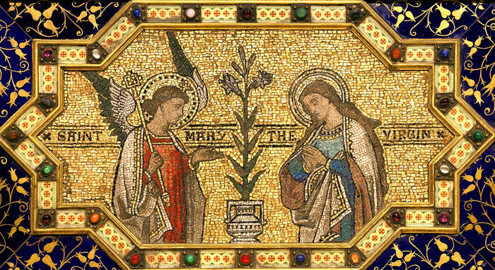 Abbeycast - A podcast for the Feast of the Annunciation