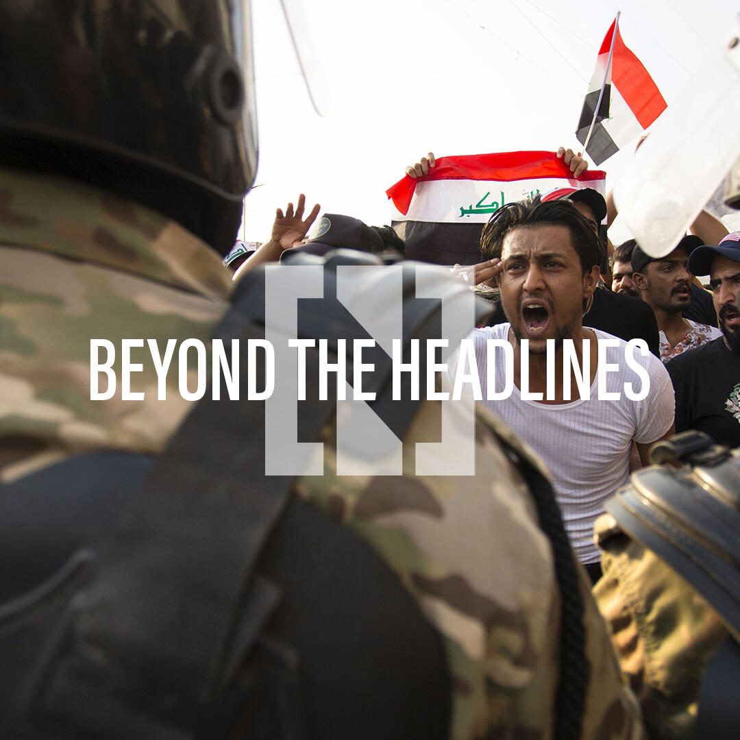 Is corruption in Iraq impossible to beat?