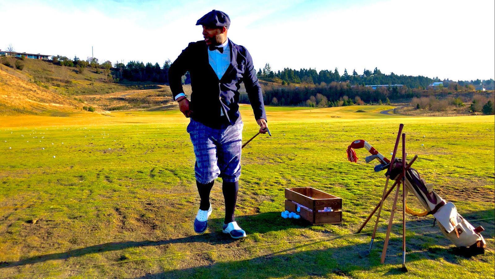 168: Durel 'Billy Bogey' brings passion, history to the game