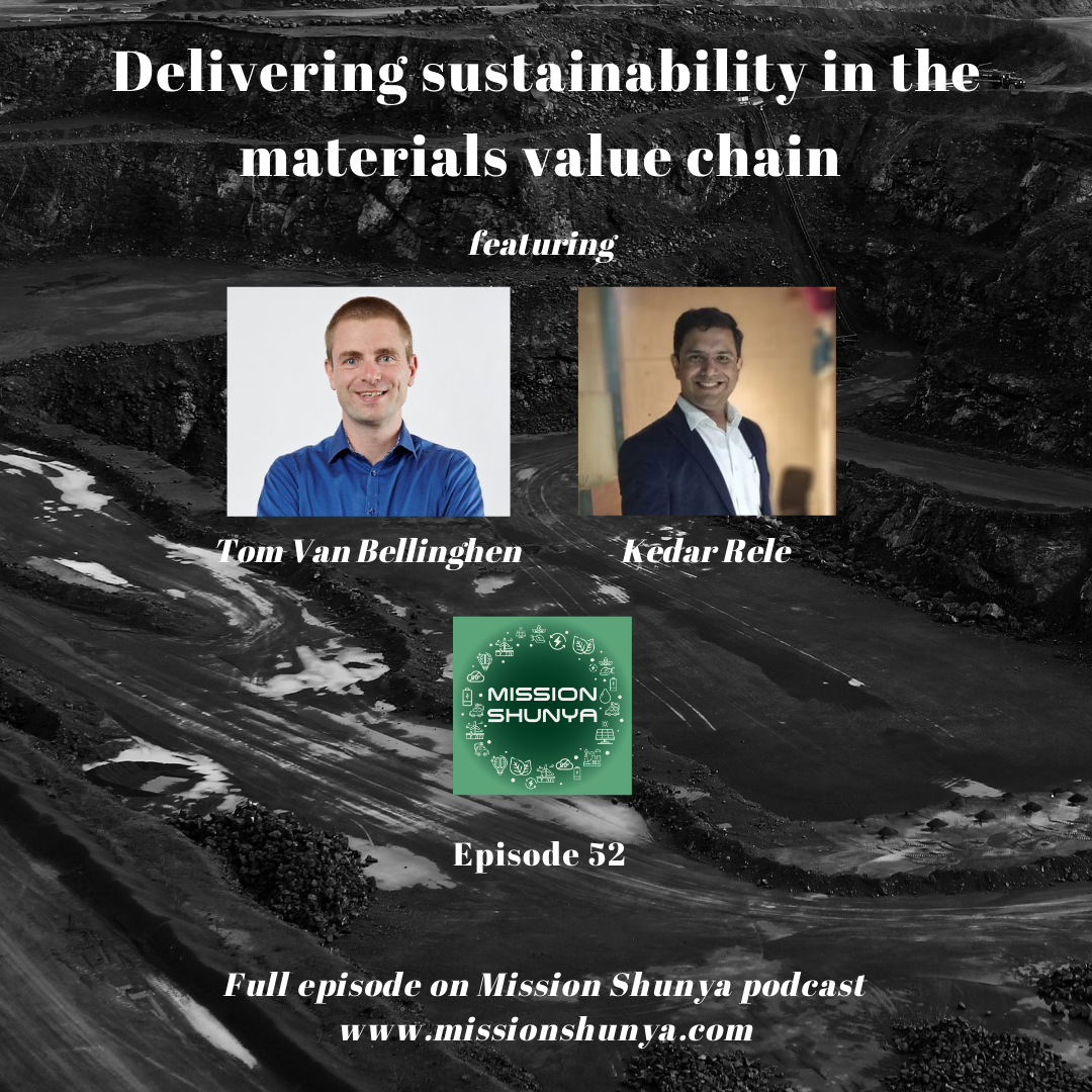 52: Delivering sustainability in the materials value chain ft. Umicore