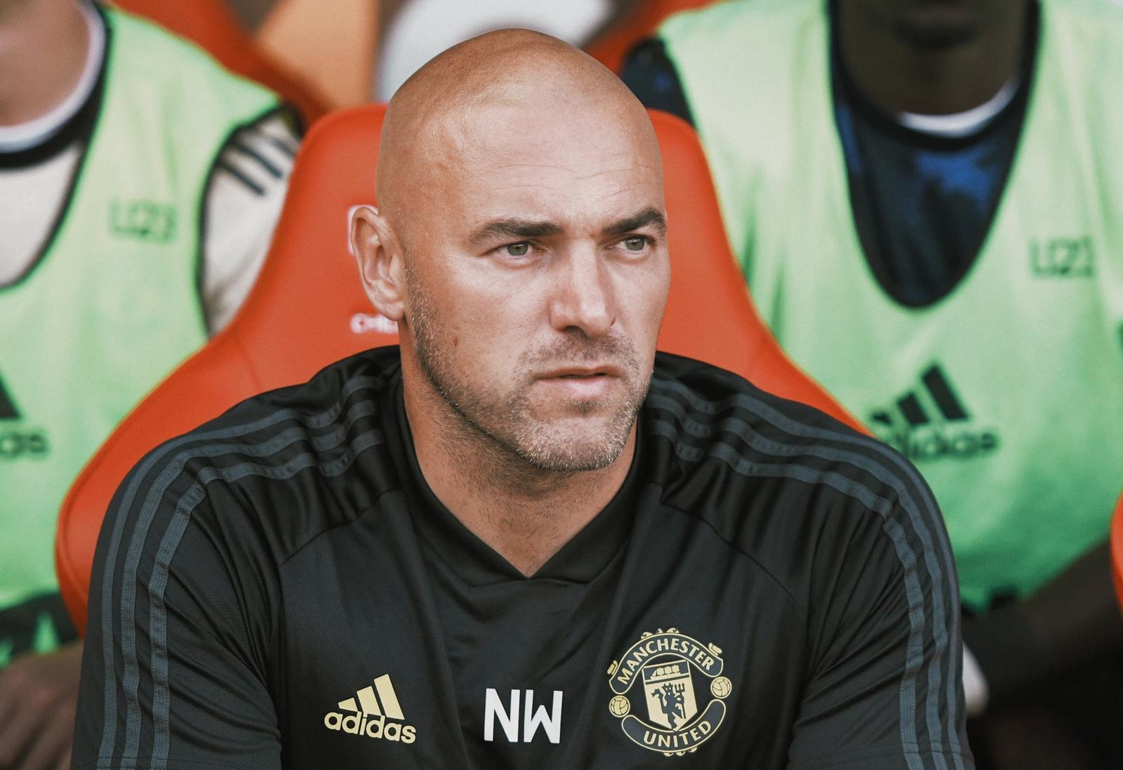 UWS podcast 481. Exclusive with Neil Wood, coach of MUFC 23s.