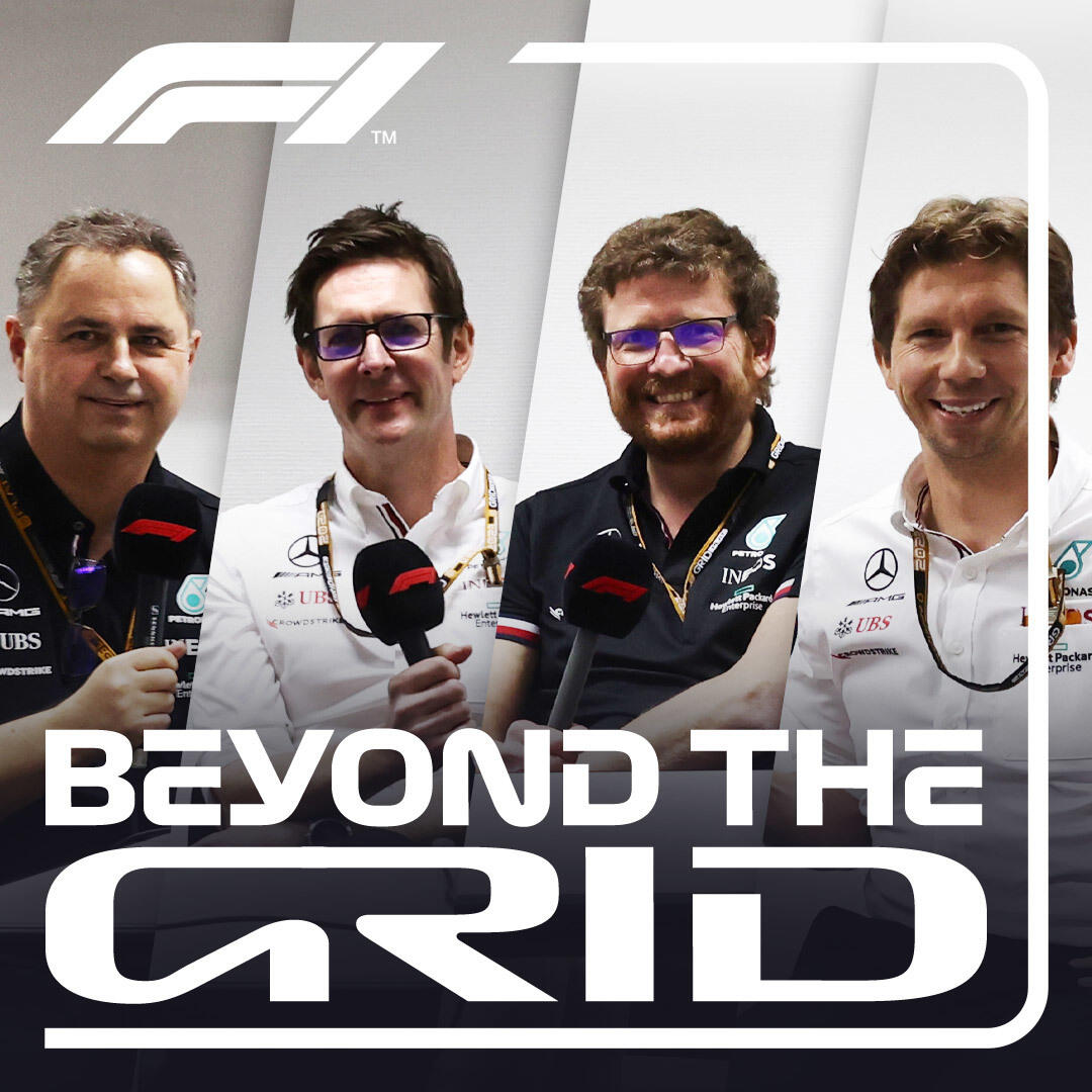 Mercedes' fabulous 'Brackley Boys' on 20 years of racing with Button, Schumacher, Rosberg and Hamilton