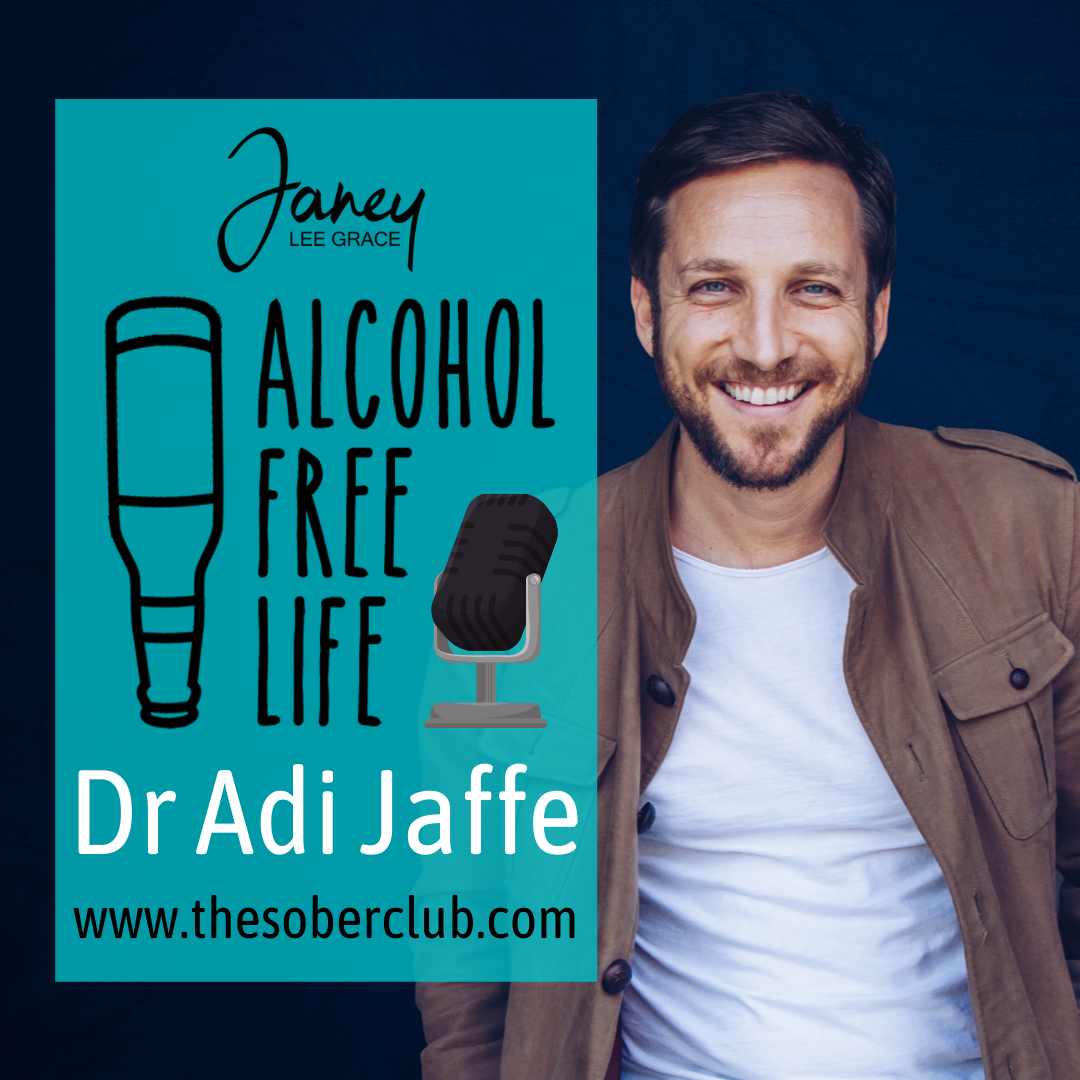 125: With Dr Adi Jaffe on shame & the stigma of mental health