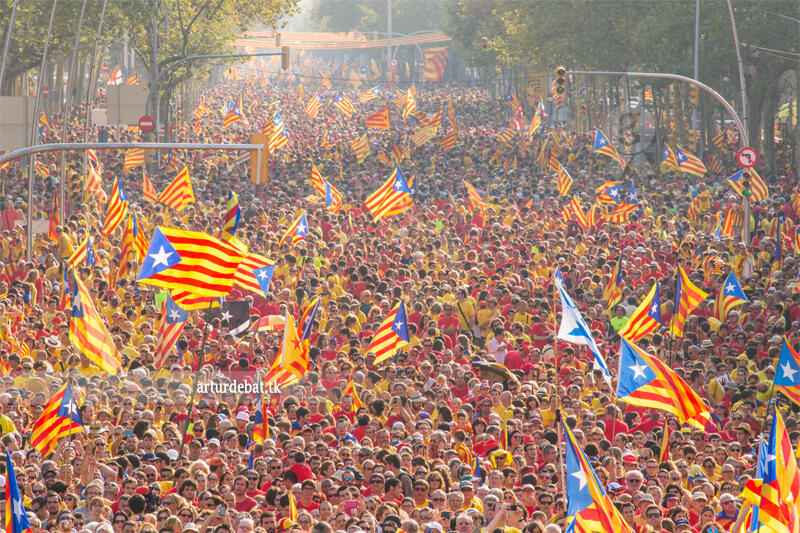 53: Catalonia's struggle for independence
