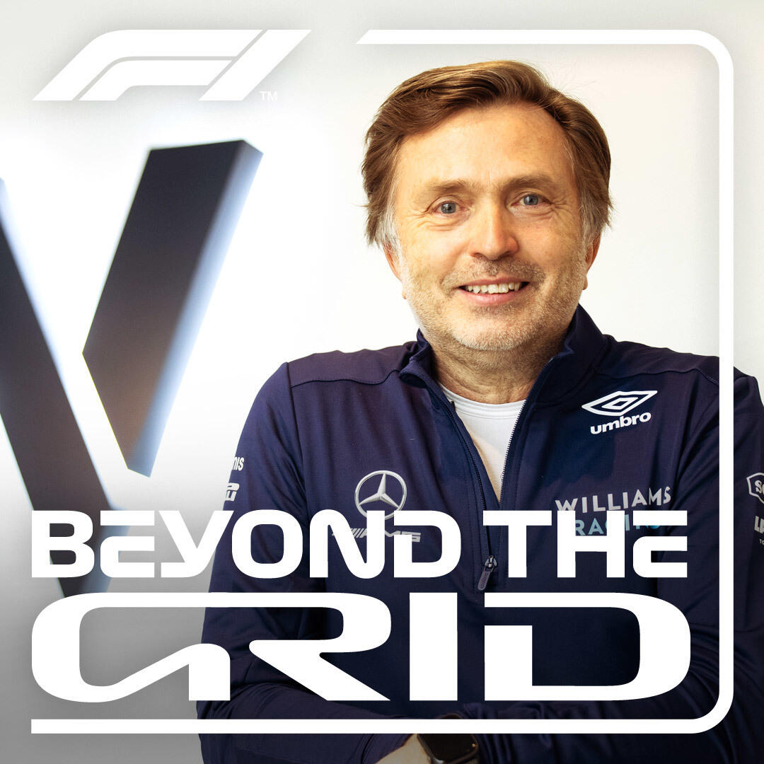 127: Jost Capito on reviving Williams' fortunes, learning on the Dakar, and Jenson Button's role