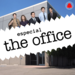 Capa podcast The Office
