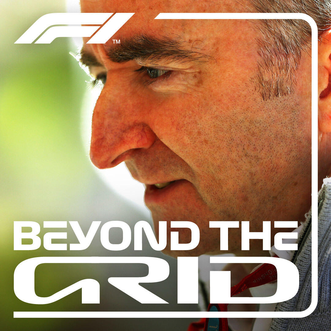 128: Paddy Lowe on leaving Williams, winning with Mercedes and working with Hamilton