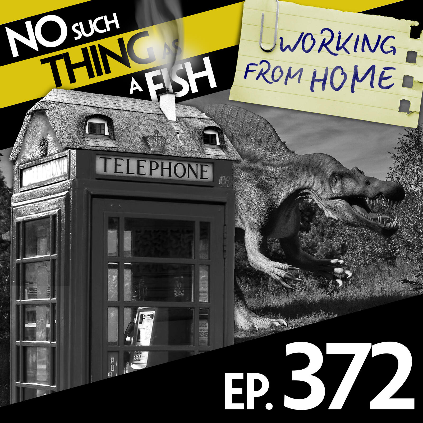 372: No Such Thing As A Dinosaur For Goldilocks