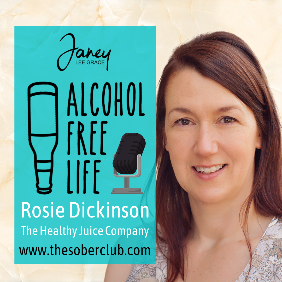 128: With Rosie from Healthy Juice co on detoxing