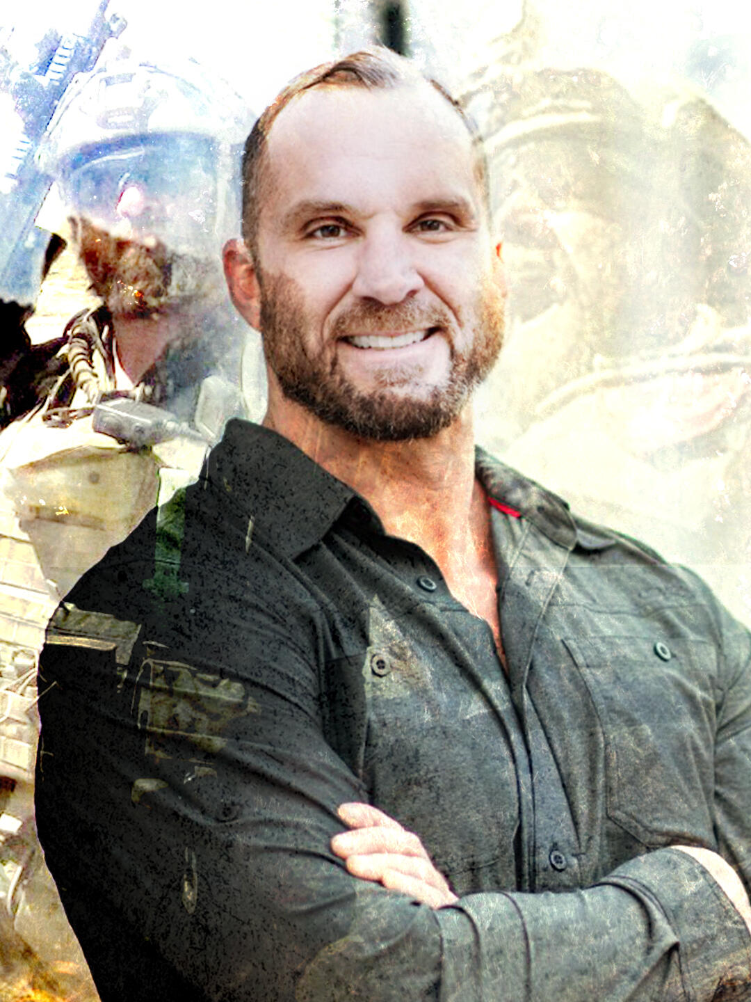 Andrew Marr: Special Forces Green Beret, Warrior Angels Foundation Co-Founder, Author of Tales from the Blast Factory