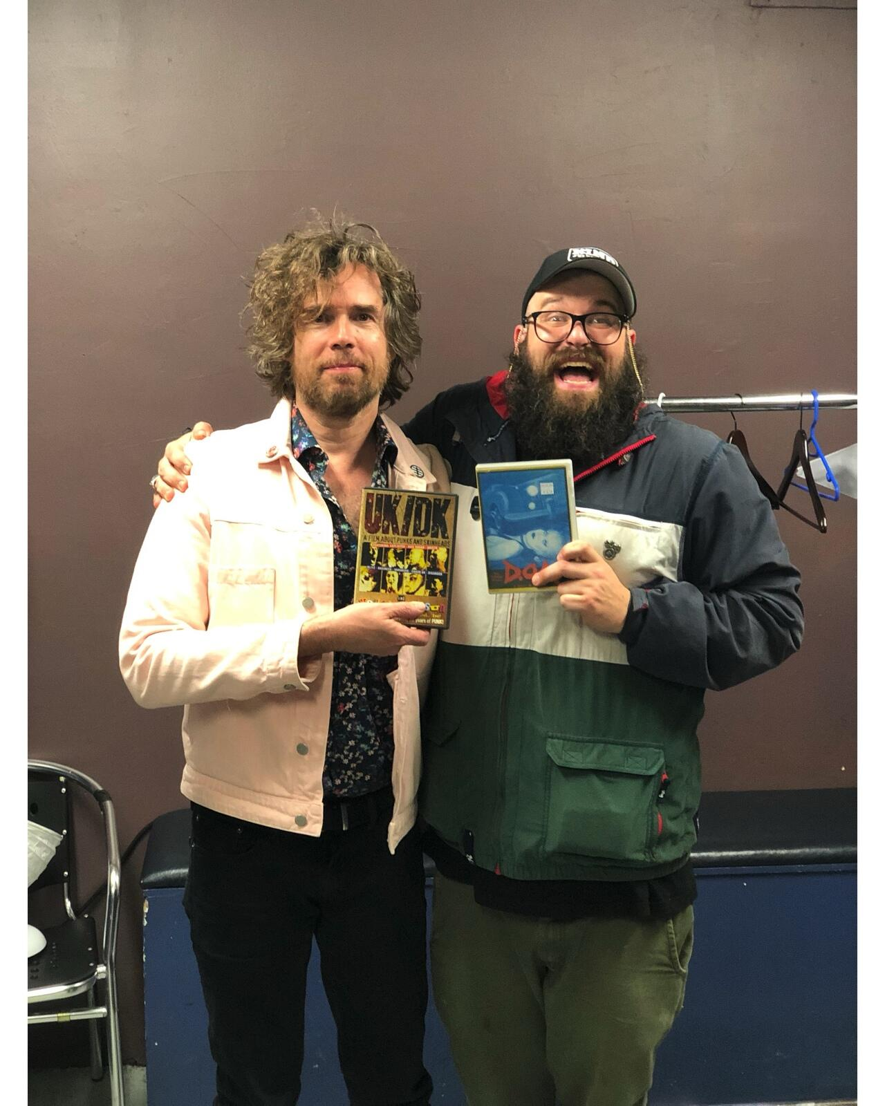 Punks in the Rock & Roll Hall Of Fame with Jon Wurster