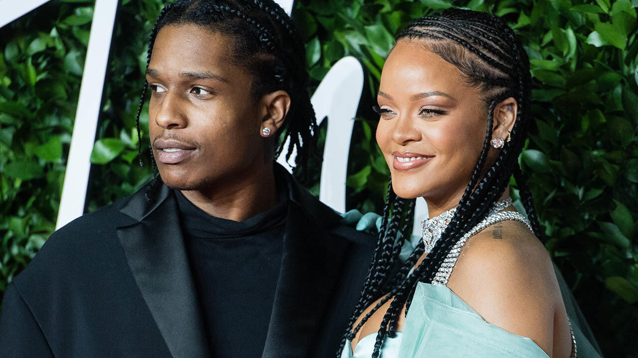 189: 05/20/21 - A$AP Rocky Has 'Love On The Brain'— Says Rihanna Is The One: 'When You Know, You Know'