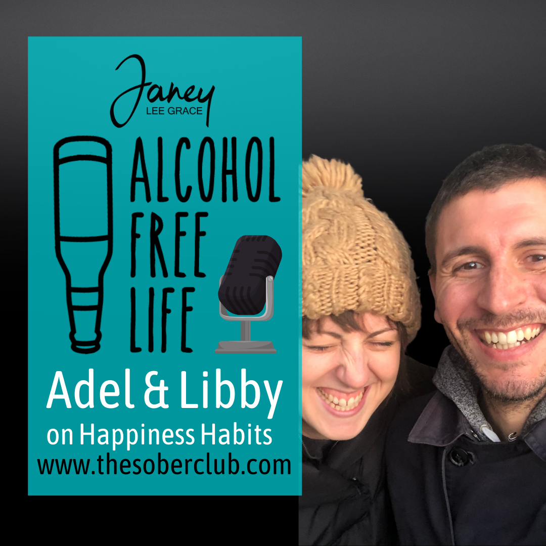 130: With Adel on Happiness Habits and Nicola on water kefir